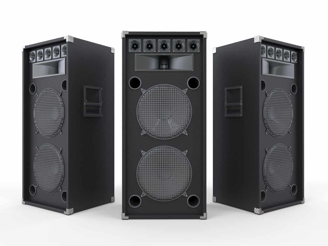 speakers ac or dc