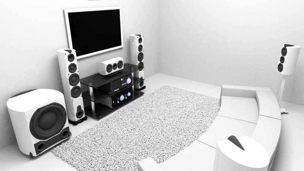 surround sound need a subwoofer