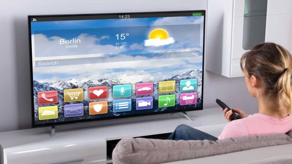 do smart tvs have bluetooth